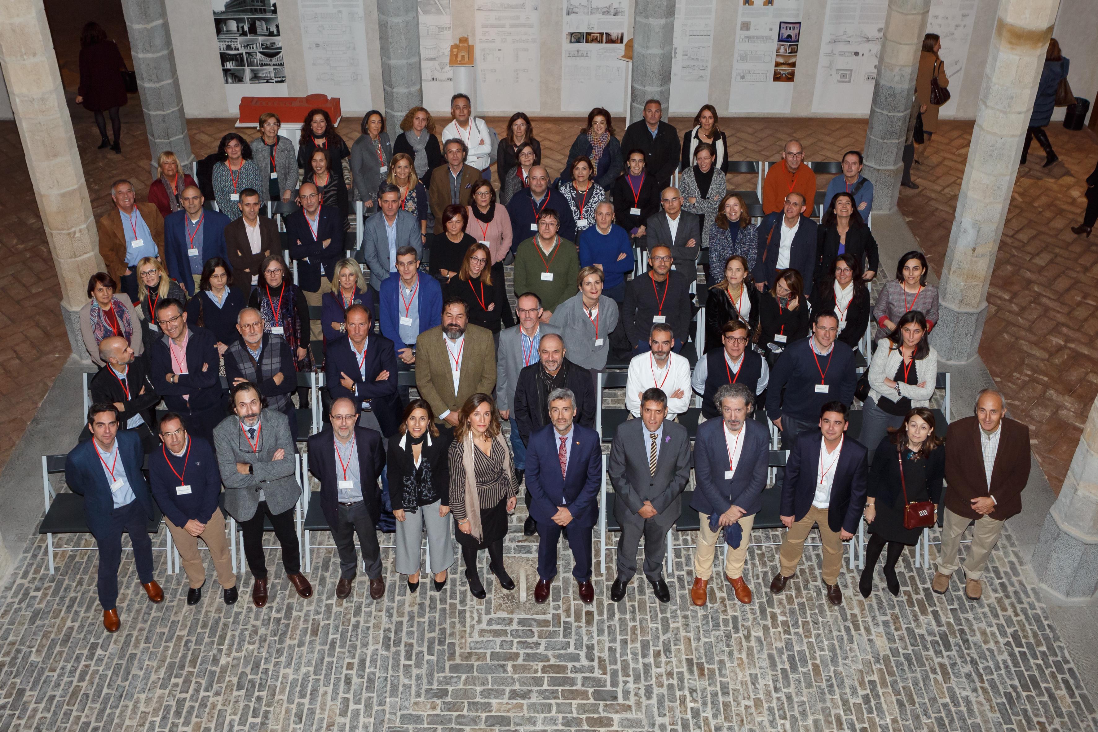Asistentes Confede, Pamplona noviembre 2017