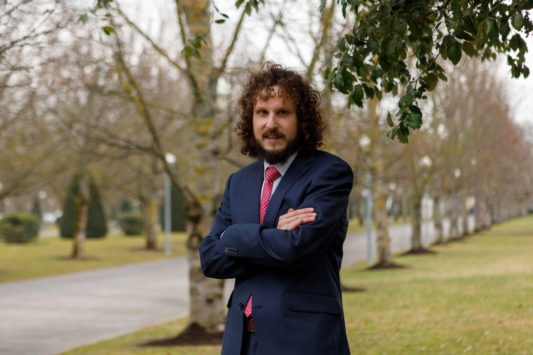 Jacobo Compains Clemente, nuevo doctor por la UPNA