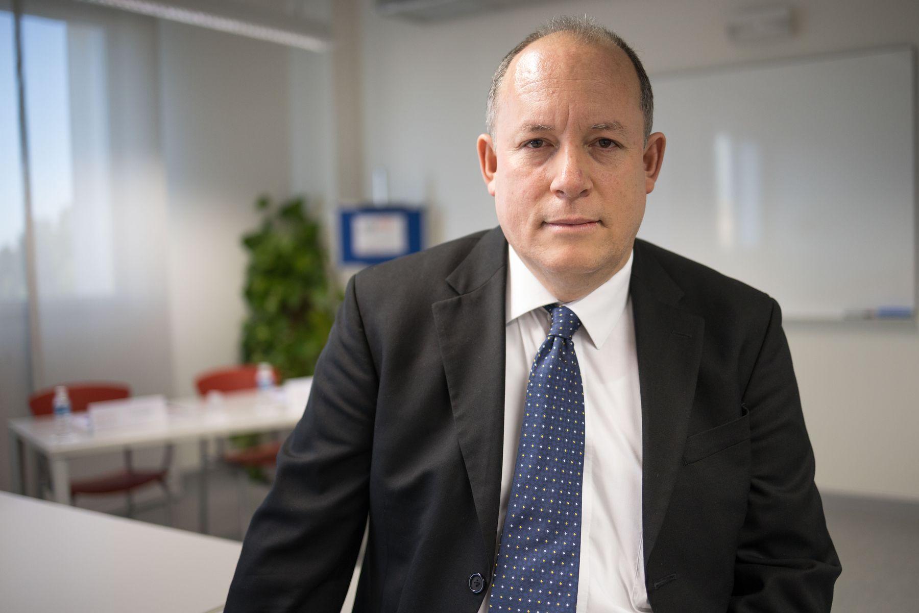 Jorge Luis García Alcaraz, nuevo doctor por la UPNA.