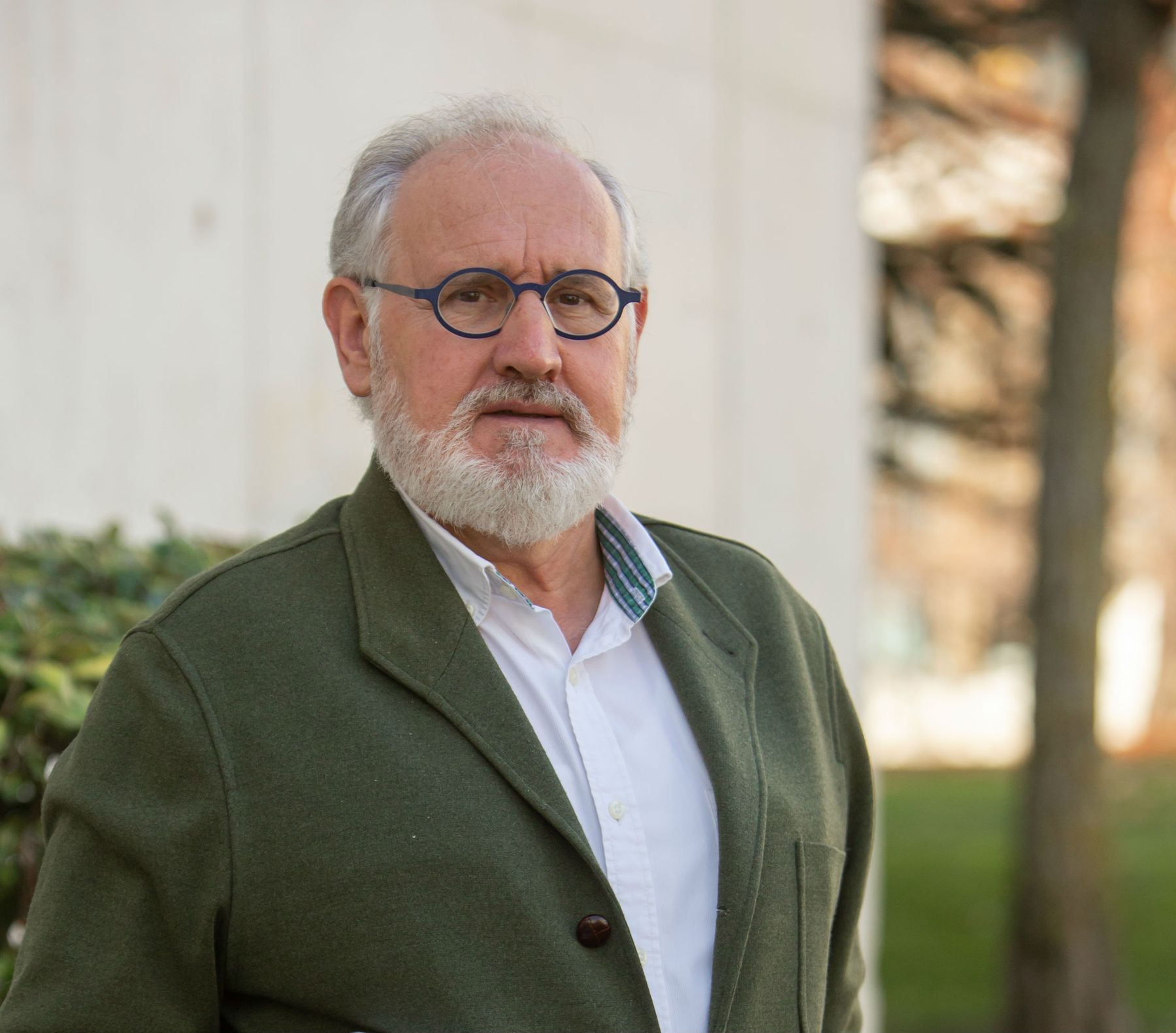 Imagen de Ángel García-Sanz.