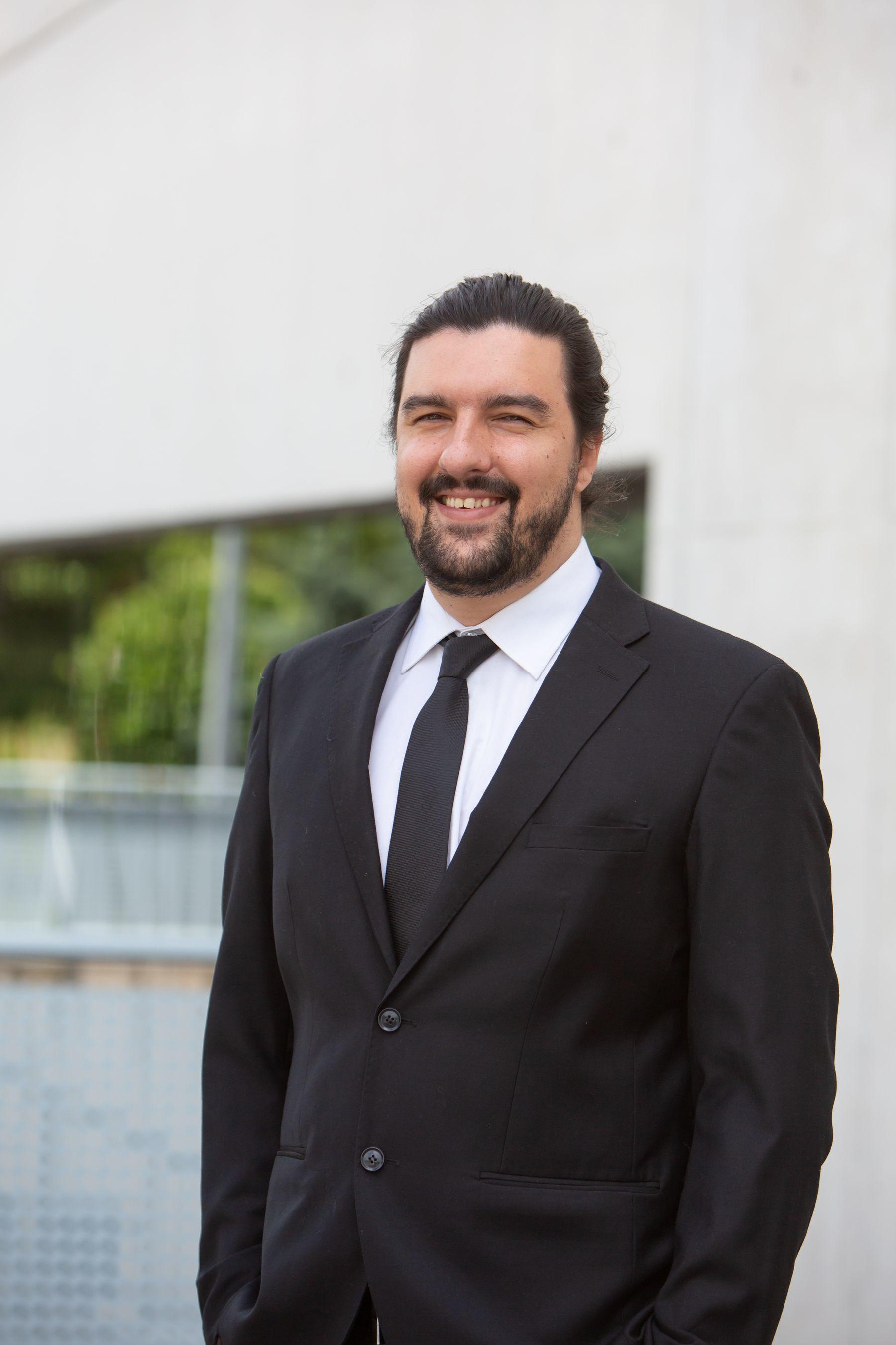 Giancarlo Lucca, nuevo doctor por la UPNA.