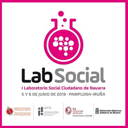 Cartel del Laboratorio Social.