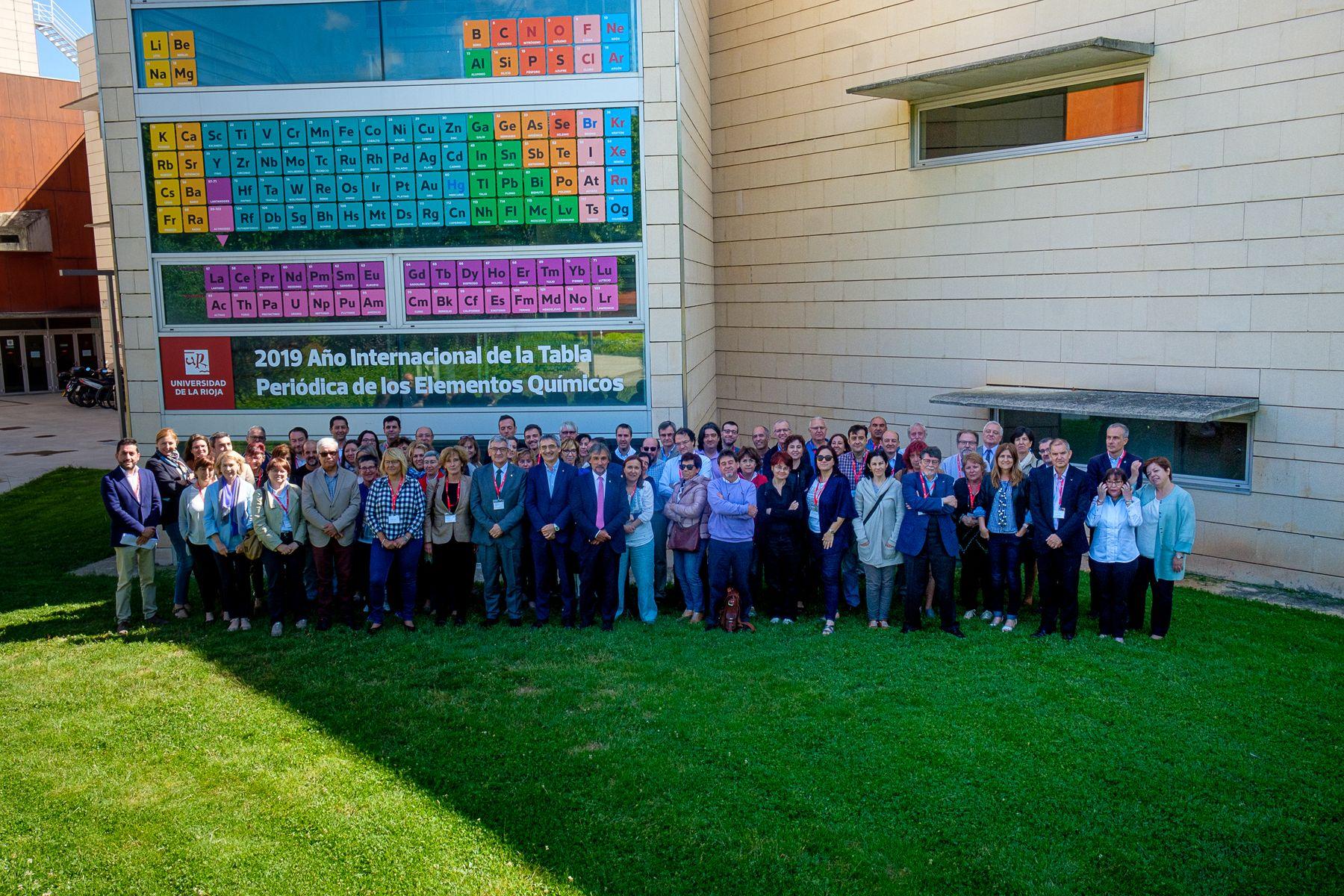 Foto de grupo de la Comisión sectorial de Investigación del Grupo 9 de Universidades