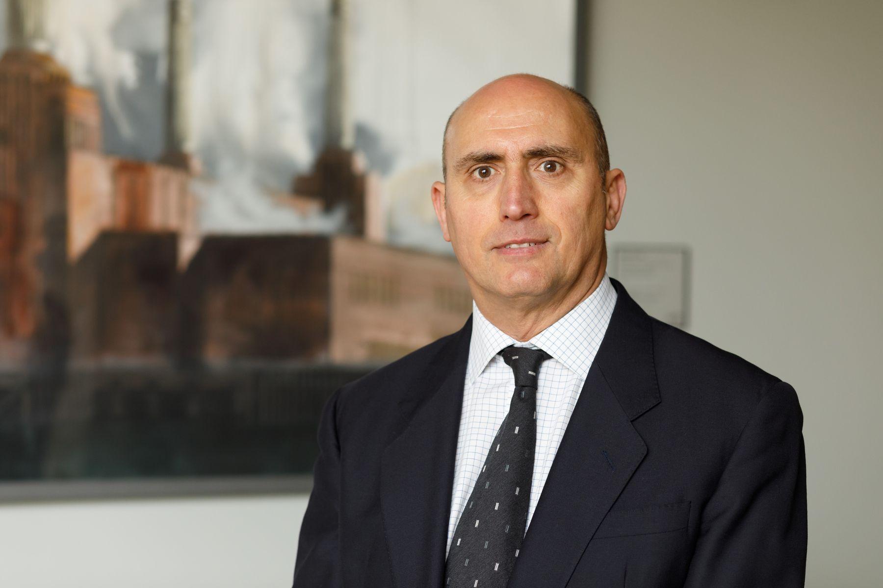 Juan José Calvo Miranda, nuevo profesor titular de la UPNA.