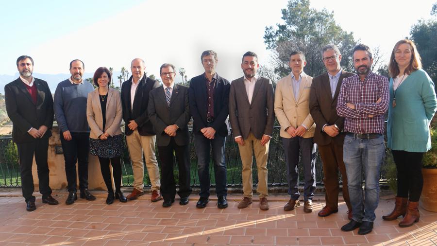 El Grupo 9 de Universidades, al que pertenece la UPNA, apuesta por liderar parte del cambio digital en la sociedad