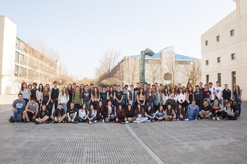 Colegio Calasanz-Escolapios (Pamplona, Navarra).