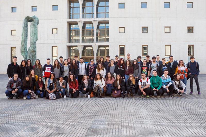 Colegio Hijas de Jesús (Pamplona, Navarra).
