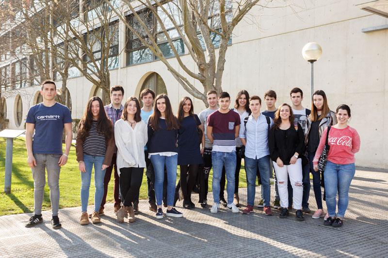 Colegio San Cernin (Pamplona, Navarra).