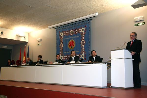 Graduación del Aula de la Experiencia (2009).