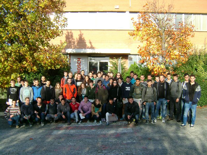 Curso 2014-2015: BSH Electrodomésticos España en Estella (Navarra).