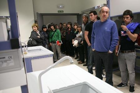Jornada de Puertas Abiertas (2009).